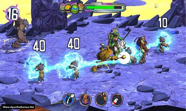 Teenage Mutant Ninja Turtles: Portal Power Screenshot 3