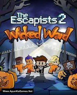 The Escapists 2 - Wicked Ward Cover, Poster