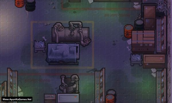 The Escapists 2 - Wicked Ward Screenshot 1