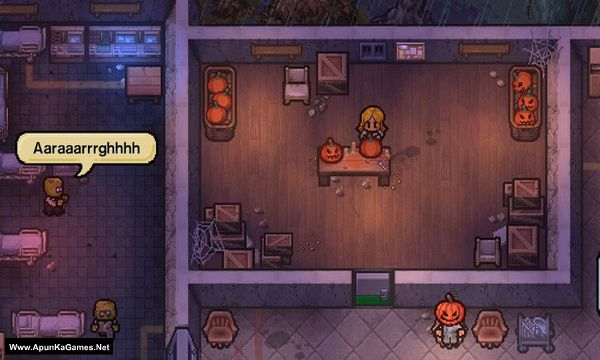 The Escapists 2 - Wicked Ward Screenshot 2