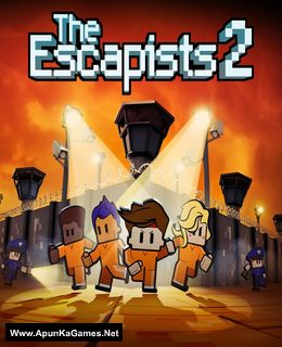 The Escapists 2 Cover, Poster