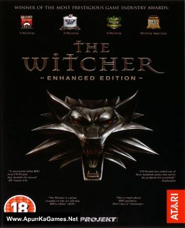 The Witcher: Enhanced Edition Cover, Poster