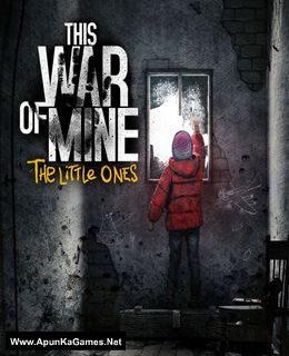 This War of Mine: The Little Ones Cover, Poster