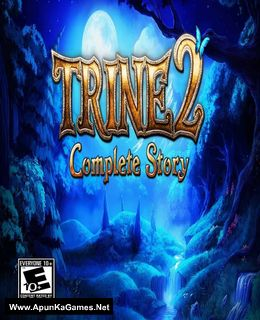 Trine 2: Complete Story Cover, Poster