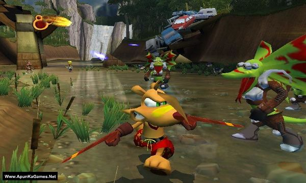 Ty the Tasmanian Tiger 2: Bush Rescue Screenshot 1