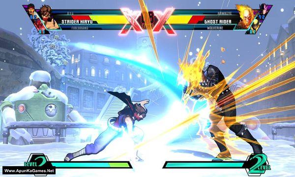 Ultimate Marvel vs. Capcom 3 Screenshot 1