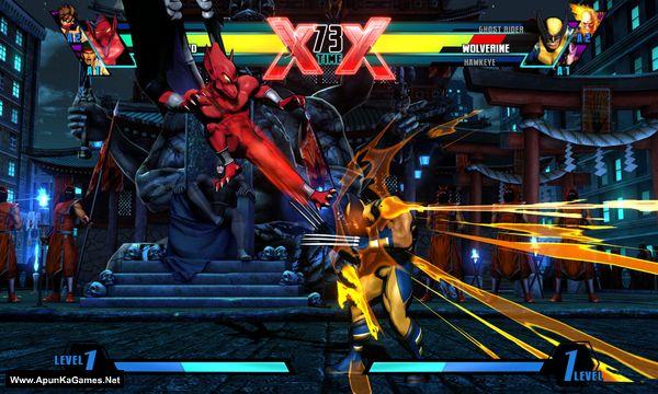 Ultimate Marvel vs. Capcom 3 Screenshot 2