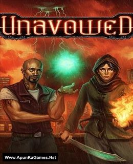 Unavowed Cover, Poster