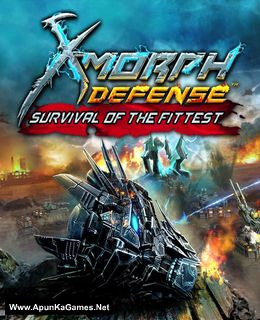 X-Morph: Defense Survival of the Fittest Cover, Poster