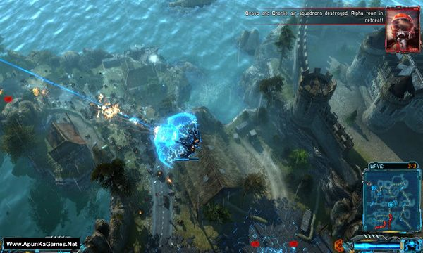 X-Morph: Defense Survival of the Fittest Screenshot 3
