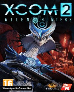 XCOM 2: Alien Hunters Cover, Poster