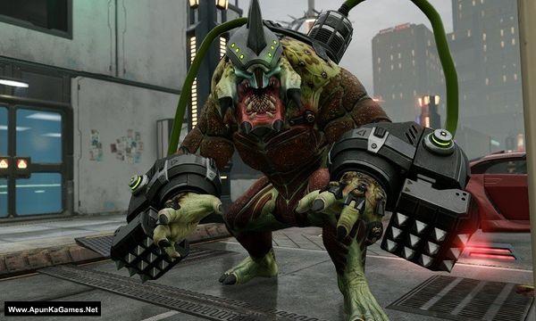 XCOM 2: Alien Hunters Screenshot 2