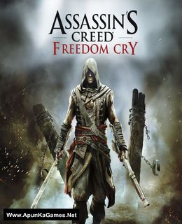 Assassin's Creed 4: Black Flag Freedom Cry Cover, Poster, Full Version, PC Game, Download Free