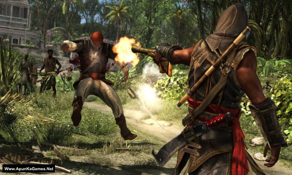 Assassin's Creed 4: Black Flag Freedom Cry Screenshot 1, Full Version, PC Game, Download Free