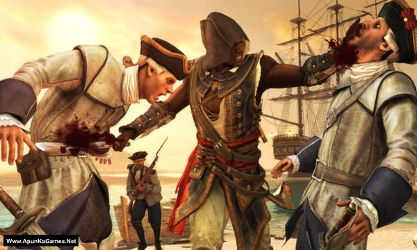 Assassin's Creed 4: Black Flag Freedom Cry Screenshot 3, Full Version, PC Game, Download Free