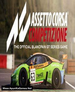 Assetto Corsa Competizione Cover, Poster, Full Version, PC Game, Download Free