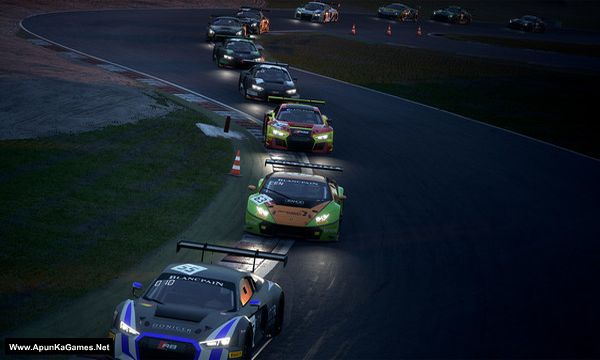Assetto Corsa Competizione Screenshot 1, Full Version, PC Game, Download Free