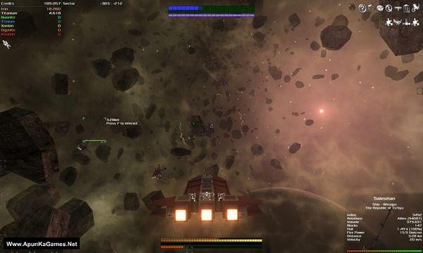Avorion Screenshot 1, Full Version, PC Game, Download Free
