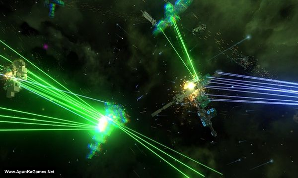 Avorion Screenshot 2, Full Version, PC Game, Download Free