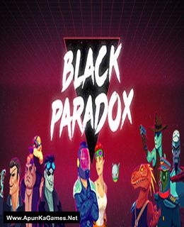 Black Paradox Cover, Poster