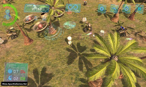 Boom Bits Screenshot 1, Full Version, PC Game, Download Free
