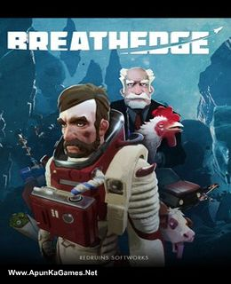 Breathedge Cover, Poster, Full Version, PC Game, Download Free