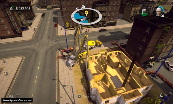Construction Simulator 2 Screenshot 1, Full Version, PC Game, Download Free