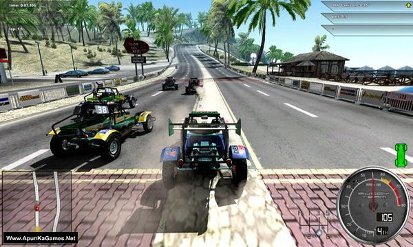 Cross Racing Championship Extreme Screenshot 1, Full Version, PC Game, Download Free