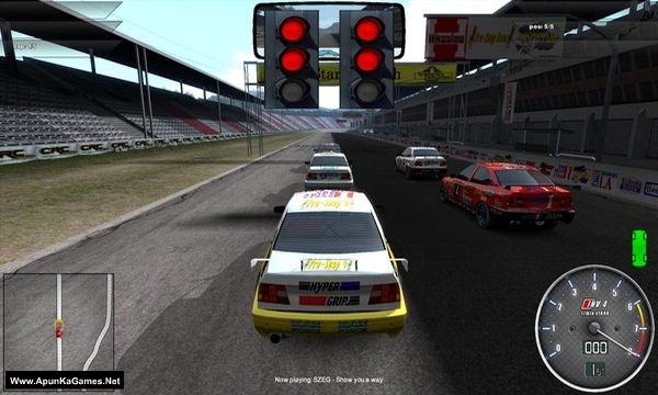 Cross Racing Championship Extreme Screenshot 2, Full Version, PC Game, Download Free