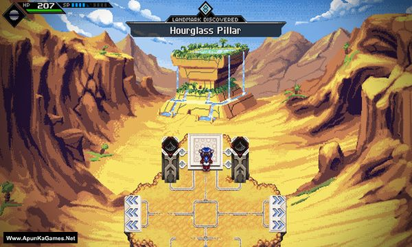 CrossCode Screenshot 2, Full Version, PC Game, Download Free