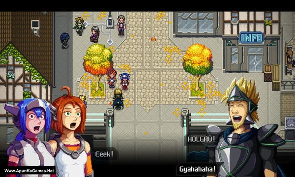 CrossCode Screenshot 3, Full Version, PC Game, Download Free