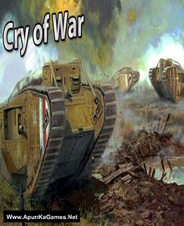 Cry of War Cover, Poster