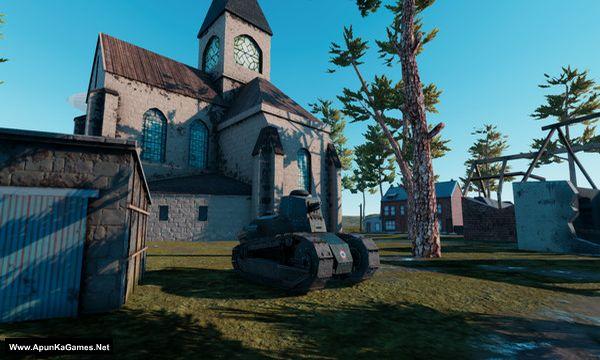 Cry of War Screenshot 1