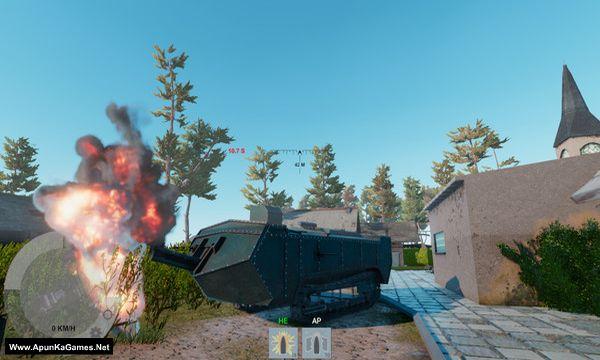 Cry of War Screenshot 2