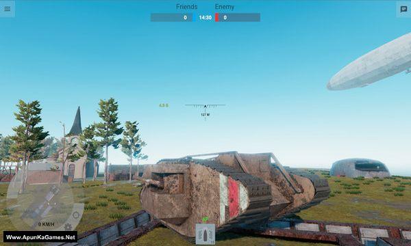 Cry of War Screenshot 3