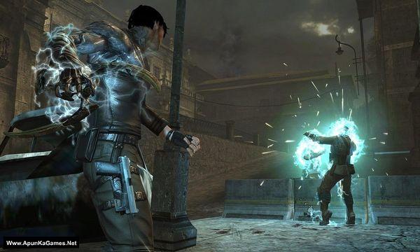 Dark Sector Screenshot 1, Full Version, PC Game, Download Free
