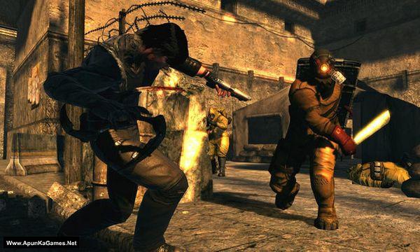 Dark Sector Screenshot 2, Full Version, PC Game, Download Free