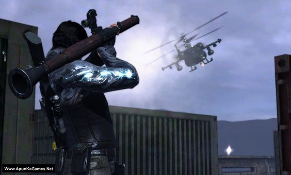 Dark Sector Screenshot 3, Full Version, PC Game, Download Free