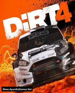 Dirt 4 Cover, Poster