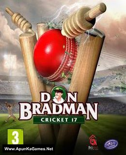 Don Bradman Cricket 17 Cover, Poster, Full Version, PC Game, Download Free