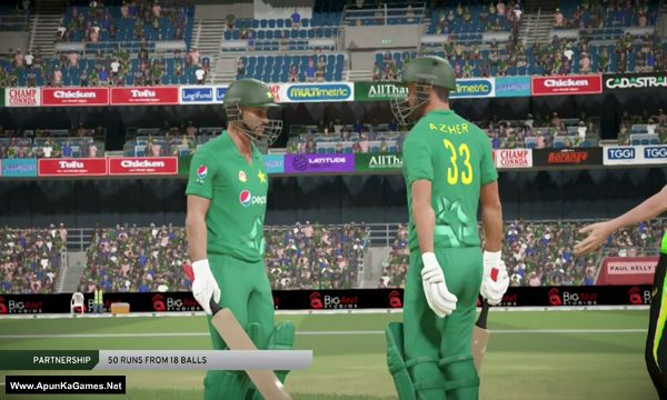 Don Bradman Cricket 17 Screenshot 2, Full Version, PC Game, Download Free