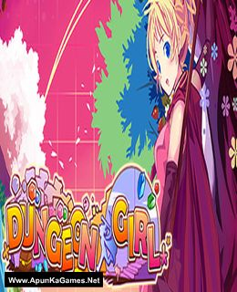 Dungeon Girl Cover, Poster