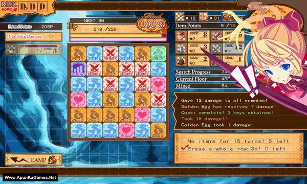 Dungeon Girl Screenshot 2