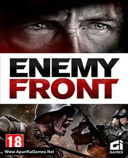 Enemy Front Cover, Poster, Full Version, PC Game, Download Free