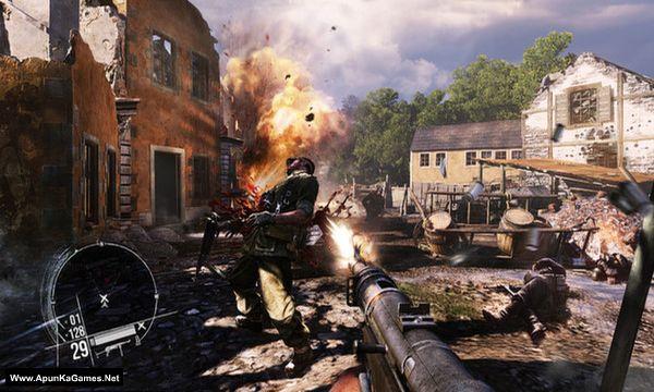 Enemy Front Screenshot 1, Full Version, PC Game, Download Free
