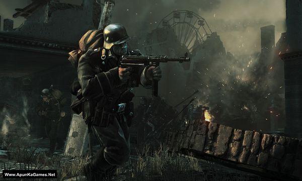Enemy Front Screenshot 2, Full Version, PC Game, Download Free