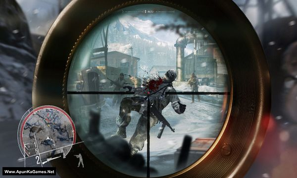 Enemy Front Screenshot 3, Full Version, PC Game, Download Free