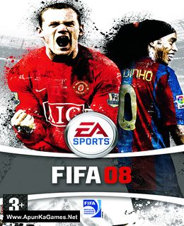 FIFA 08 Cover, Poster, Full Version, PC Game, Download Free