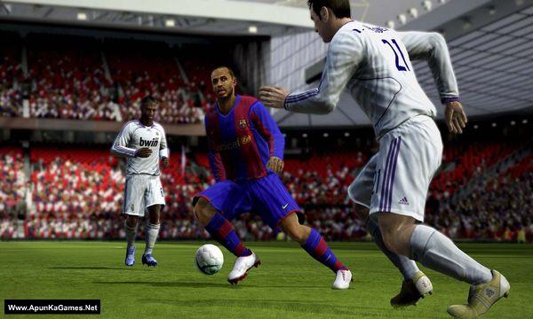 FIFA 08 Screenshot 1, Full Version, PC Game, Download Free