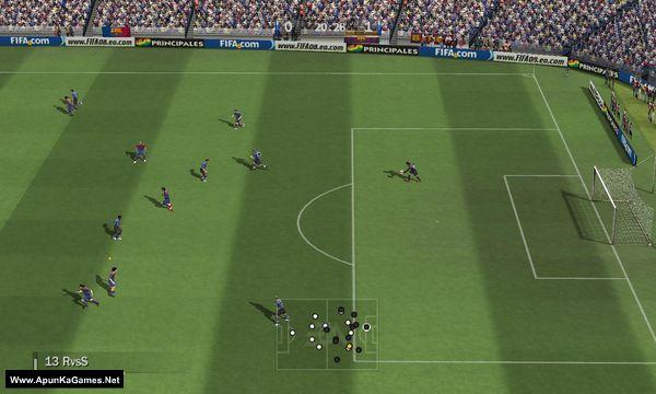 FIFA 08 Screenshot 2, Full Version, PC Game, Download Free